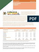 UPHIA Uganda Factsheet