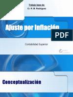 Ajuste Por Inflacion - Contabilidad Superior - UNLPam