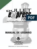 Bullet Express Trio