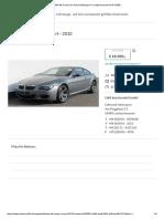BMW M6 Coupé als Gebrauchtwagen in Lautzenhausen für € 16