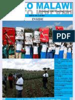 ILO  Malawi Newsletter