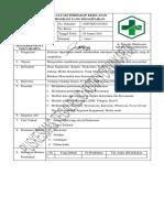 4.2.2.4. Sop Evaluasi, Instrumen Evaluasi, Pelaksanaan Evaluasi Dan Hasil Evaluasi
