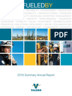 2016 Valero Annual Report Web