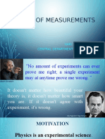 Basics of measurements @cdp-hsmallik.ppsx