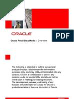 Retail Data Model