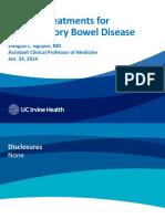 Current Treatments in IBD Douglas Nguyen