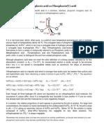 Orthophosphoric Acid or Phosphoric