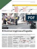 El Terror Regresa a España