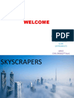 Skyscrapers Ppt