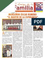 EL AMIGO DE LA FAMILIA 20 agosto 2017.