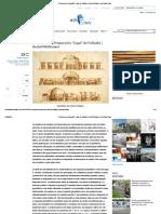 O Sistema de Proporções 'Fugal' de Palladio _ Rudolf Wittkower _ ArchDaily Brasil