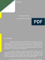 Apresentação Oficial Planejamento Urbano - Urbanismo Progressista