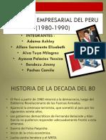 Entorno Empresarial Del Peru1 1