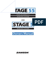 Samson Stage5-55 Eng
