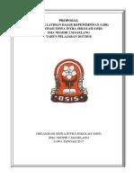 Proposal LDK OSIS PDF