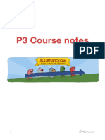 ACCA P3 Course Notes