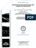 Usace Report Gl-92-3 on Dcp