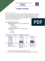 1. Átomos y Materia