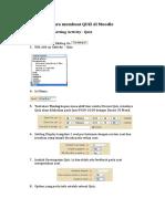 Cara membuat QUIZ di Moodle.pdf