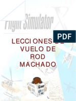 Flight Simulator X - Lecciones de Vuelo de Rod Machado