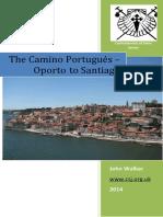 Porto to Santiago