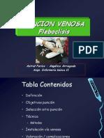 PUNCION VENOSA