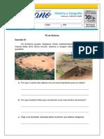 P2 de História Felipe