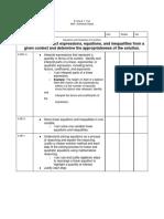 math 1 standards based teacher version