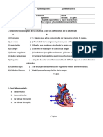 Prueba Circulatorio