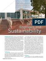 2012v01 Structural Engineers Sustainability