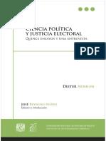 CIENCIA POLÍTICA Y JUSTICIA ELECTORAL.pdf