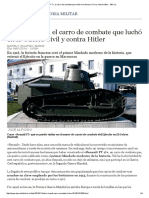 «Renault FT», el carro de combate que luchó en la Guerra Civil y contra Hitler - ABC.pdf