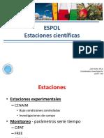 espolestacionescientificasexperimentales-130109125428-phpapp01