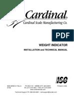 Cardinal 225 Tech Manual