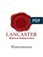 Lancaster Historical Writing Festival 2017