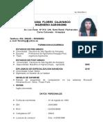 Curriculum Eliana 2017