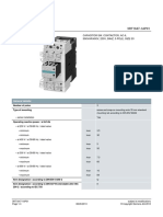 3RT1647-1AP01 Data Sheet
