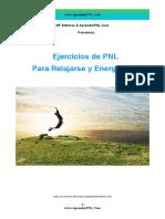 Ejercicios de PNL Para Relajarse y Energizarse!- AprenderPNL.pdf