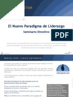 06 El Nuevo Paradigma Del Liderazgo