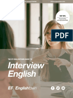 Interview English