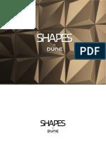 Catalogo Shapes 2017
