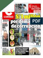 CORRUPCION EN LAMBAYEQUE 2017