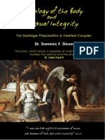 Theology of the Body and Sexual Integrity by Dr. Dominic Dixon