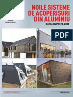 Acoperisuri Prefa - Pliant Produse 2015 Rom - Final
