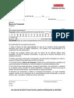 Primary%3adownload%2fautorizaci%c3%93n Domiciliaci%c3%93n - Cargo en Cuenta Persona Natural Banco de Venezuela34465