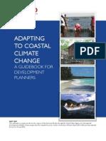 Adapting to Coastal Climate Change