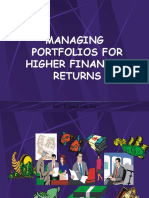 Managing Portfolio for Higher Returns