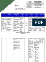Planeacion Por Competencias en Posgrados. Estadística Aplicada