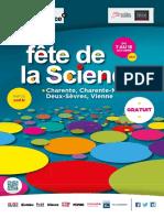 Programme de la Fête de la science 2017