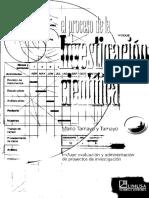 E l proceso de investigacion cientifica - Mario Tamayo Y Tamayo.pdf